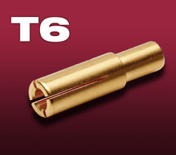 Type - T6 .094 Inch vacuum pins and sockets
