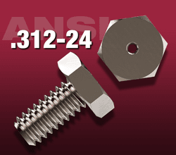 5/16-24 Hex Head Screw