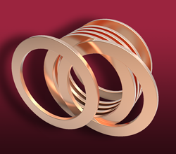 Copper Gaskets - Vacuum