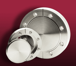 CF Flanges, Blank - Ultra High Vacuum
