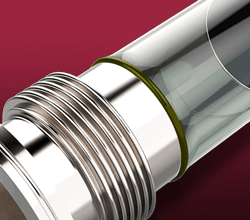 Glass to Metal Tube Adapters