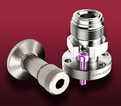 Hybrid Vacuum Fitting