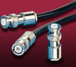 Coaxial MHV Air Cables