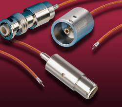 MHV UHV Cables - Coaxial