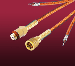 Microdot Coaxial - UHV Cables
