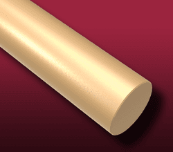 PEEK Rod / Tube (Polyether ether ketone)