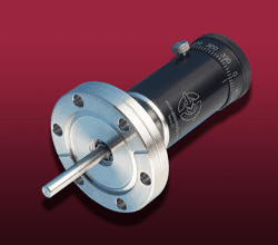 Bellows Sealed Rotary Feedthroughs - CF Flange