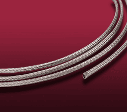 Braided Shielding - Stainless Steel & Silver Plated Copper