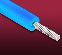 In-Vacuum Extruded FEP Insulated, Stranded Core Wire