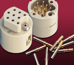 Subminiature C Vacuum Connectors