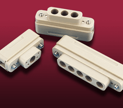 Coax-D UHV PEEK Connectors