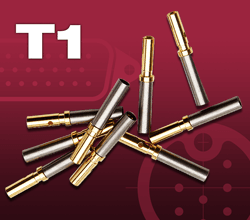 Type - T1 .040 Inch vacuum pins and sockets