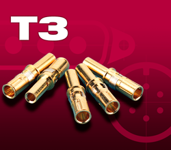 Type - T3 .142 Inch vacuum pins and sockets