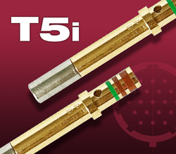 Type - T5i .040 Inch vacuum pins and sockets