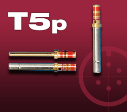 Type - T5p .060 Inch vacuum pins and sockets