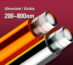 UV / VIS Fiber - Bar Fiber
