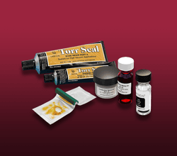 Ultra High Vacuum Sealants, Adhesives, and Epoxy
