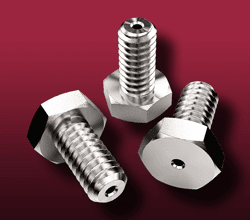 Hex Head Vented Screws