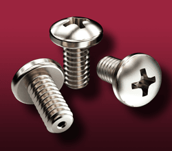 Phillips Pan Head Vented Screws