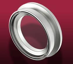 Fused Silica Viewports - KF / LF Flanges