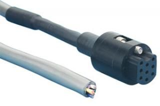 Connector to Cable / Female / Air-Service