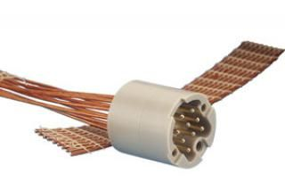 Connector to Cable - 9-Pin Male