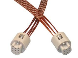 Connector to Connector Extension Cable - Female