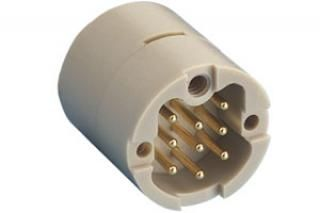 UHV PEEK Connector - 9C - Male