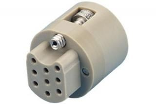 UHV PEEK Connector - 9C - Female