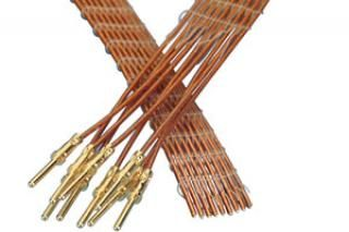 Contact to Cable - 9 Way Male (Kapton)