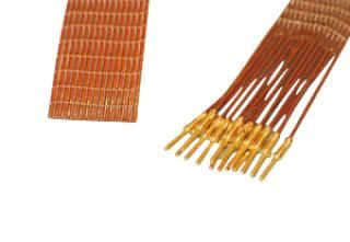 Contact to Cable - 15 Way Male - Kapton