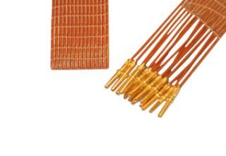 Contact to Cable - 15 Way Female - Kapton