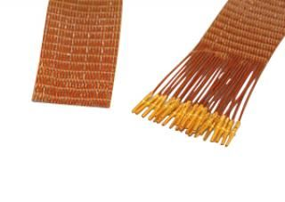 Contact to Cable - 25 Way Female - Kapton Riboon Cable