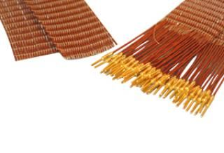 Contact to Cable - 50 Way Male - Kapton