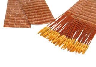 Contact to Cable - 50 Way Female - Kapton