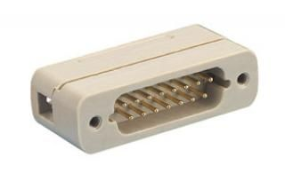 UHV Connector - 15D - Male