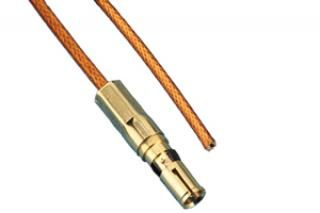Contact to Cable - 1 Coaxial - Female