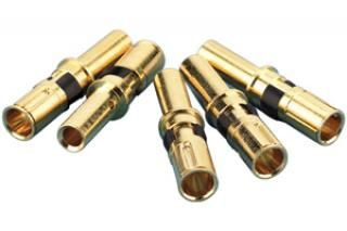 Standard Power Contacts - Female, TYPE: T-3 - 12 AWG
