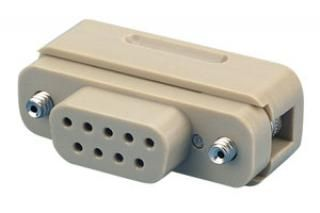 9D PEEK Connector for In Vacuum Use