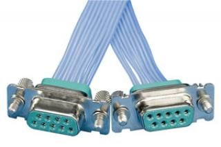 Connector to Connector Extension Cable - 9 Way Female - DAP, FEP