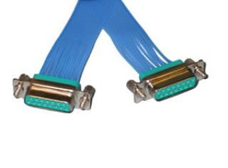 Connector to Connector Extension Cable - 15 Way Female - FEP