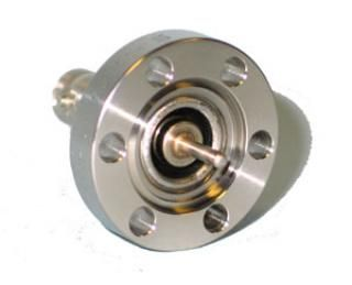 "BNC - Single Ended, Grounded Shield Feedthrough - 1.33"" CF Flange"