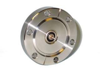 """BNC - Single Ended, Grounded Shield Feedthrough - 2.75"""" CF Flange"""