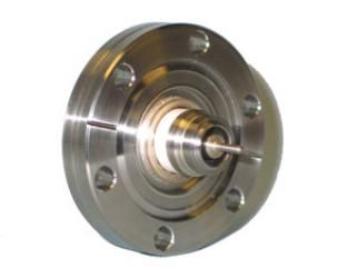 "BNC - Single Ended, Floating Shield Feedthrough - 2.75"" CF Flange"