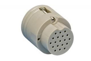 UHV Connector - 19C - Female, Circular PEEK