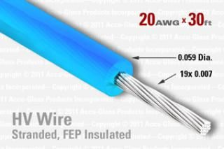 20 AWG - Stranded Core Wire