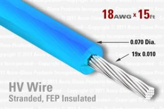 18 AWG - Stranded Core Wire