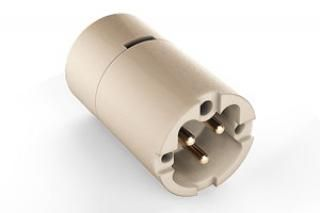UHV Connector - 3C - Male, PEEK Circular