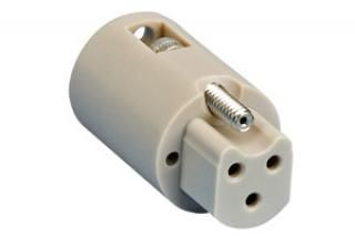 UHV Connector - 3C - Female, PEEK Circular