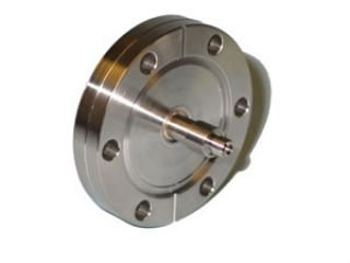 """SMA - Double Ended, Grounded Shield Feedthroughs on a 2.75"""" CF Flange"""